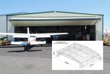 Aeroklub Tuzla servisna radionica za letjelice lake avijacije